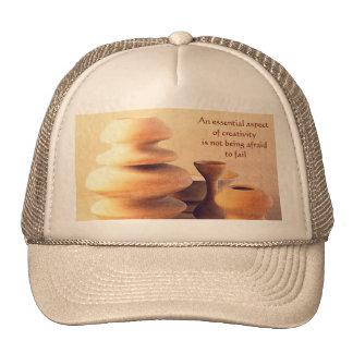 Ceramic Pottery Still Life I - Light and Shadow Trucker Hat