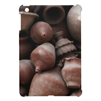 Ceramic Rejects of Potter's Square Nepal Cover For The iPad Mini