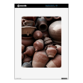 Ceramic Rejects of Potter's Square Nepal iPad Decal