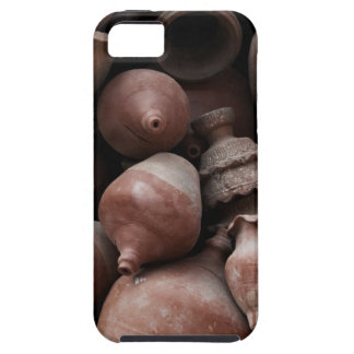 Ceramic Rejects of Potter's Square Nepal iPhone SE/5/5s Case