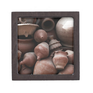 Ceramic Rejects of Potter's Square Nepal Jewelry Box