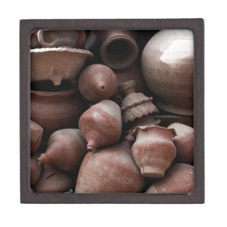 Ceramic Rejects of Potter's Square Nepal Keepsake Box