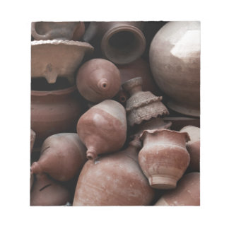 Ceramic Rejects of Potter's Square Nepal Note Pad