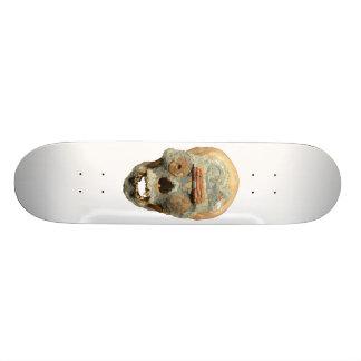 Ceramic Skull Deck Skate Decks