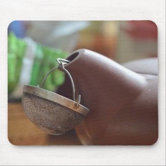 Ceramic Teapot Mousepad