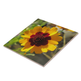 Ceramic Tile - Blanket Flower