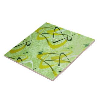 Ceramic Tile : BOOMERANG 2 - LEMON YELLOW