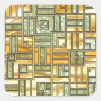 Ceramic tile tiles square sticker