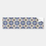 Ceramic tiles bumper stickers