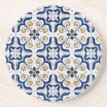Ceramic tiles coasters