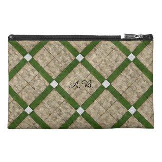 Ceramic Tiles Diagonal Mediterranean Initials