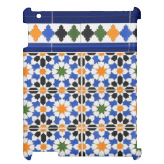 Ceramic tiles from Granada Case For The iPad 2 3 4
