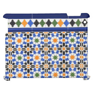 Ceramic tiles from Granada iPad Covers