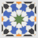 Ceramic tiles from Granada Sticker