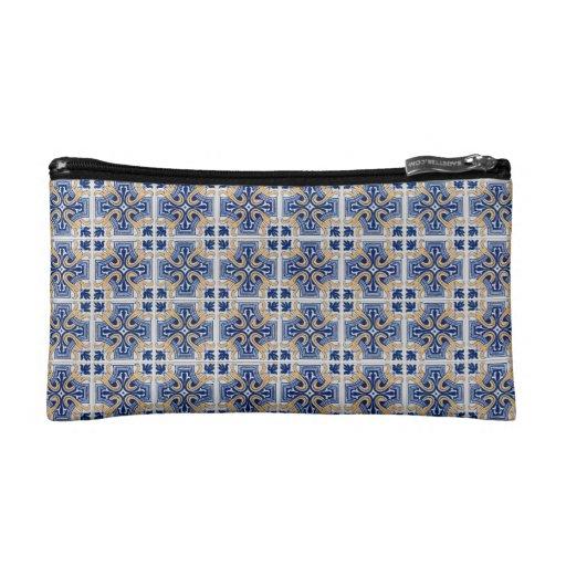 Ceramic Tiles Makeup Bag Zazzle
