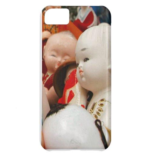 Cerámica asiática, muñecas 1 de la porcelana
