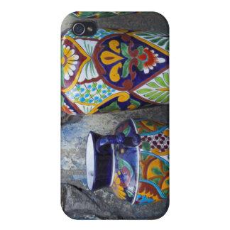 Cerámica colorida para la venta en Loreto céntrico iPhone 4/4S Carcasa