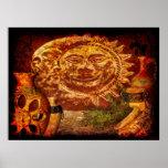 Ceramica Mexicana - poster/impresión