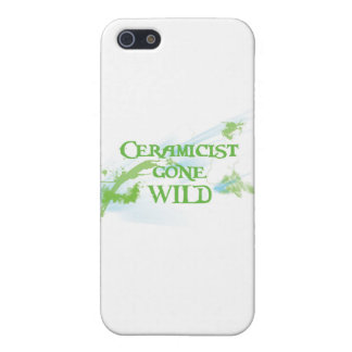 Ceramicist Gone Wild Cover For iPhone SE/5/5s