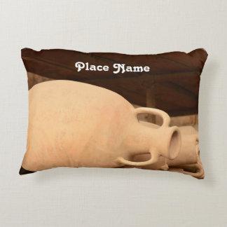 Ceramics in Pompeii Accent Pillow