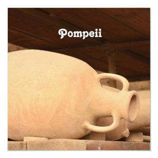 Ceramics in Pompeii Card