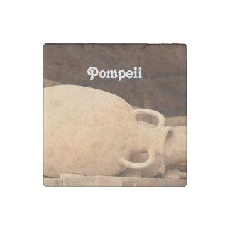 Ceramics in Pompeii Stone Magnet