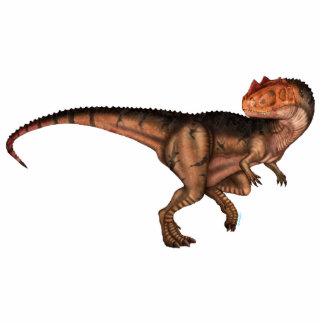 Ceratosaurus Standing Photo Sculpture