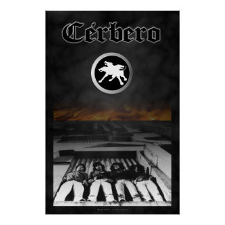 Cerbero At the Gates Poster