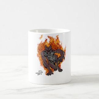 Cerberus 11 oz Morphing Mug