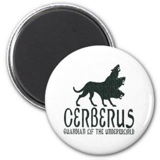 Cerberus 2 Inch Round Magnet