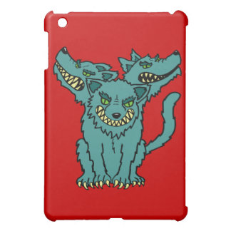 Cerberus - Book of Monsters - Ancient Greece iPad Mini Cases