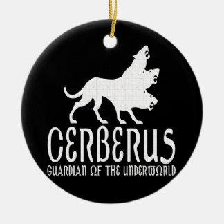 Cerberus Ceramic Ornament