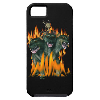 Cerberus In Hell iPhone SE/5/5s Case