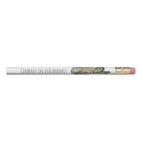 Cerberus Pencil