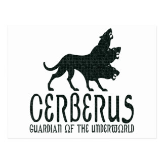 Cerberus Postcard