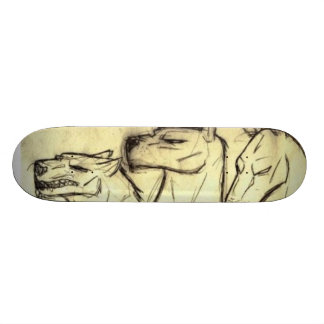 Cerberus-Revisited Skateboard