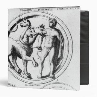 Cerberus Tamed by Hercules Binders