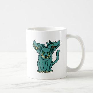 Cerberus - The Three Headed Hell Hound Coffee Mug