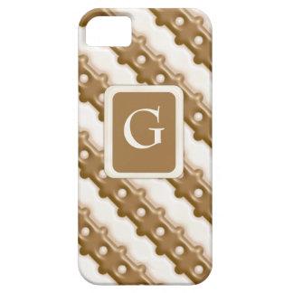 Cerca de carril - chocolate con leche y chocolate  iPhone 5 Case-Mate protectores