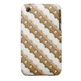 Cerca de carril - chocolate con leche y chocolate  Case-Mate iPhone 3 fundas