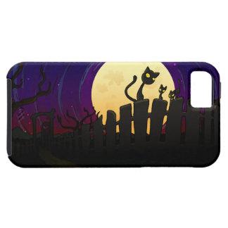 Cerca de Halloween iPhone 5 Case-Mate Cobertura