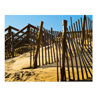 Cerca de la playa tarjetas postales