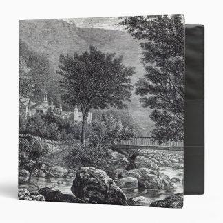 """Cerca de Lynmouth, a partir de la """"hora del ocio"""","""