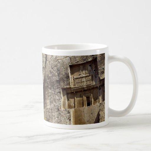 Cerca de Persopolis, Irán Taza De Café