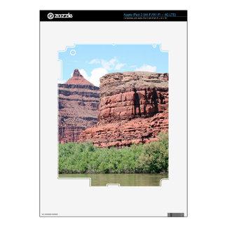 Cerca de punto del caballo muerto, Utah 3 iPad 3 Pegatinas Skins
