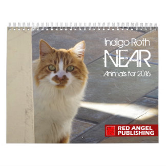 CERCA - del calendario animal de Roth del añil