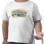 Cerca del curso, Newmarket Camiseta