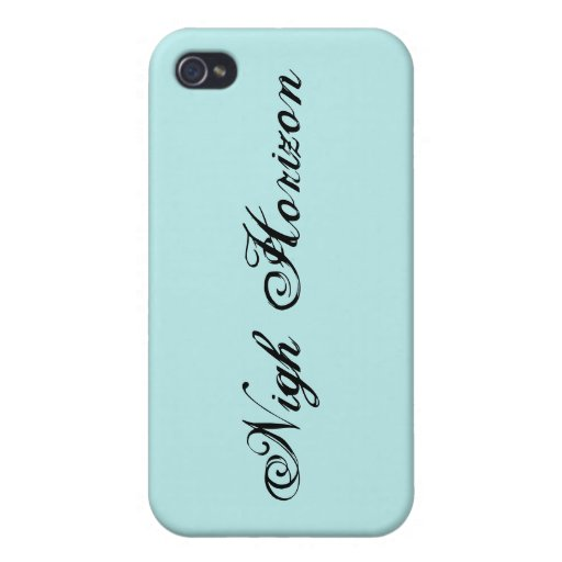 Cerca horizonte Speck® egoísta Fitted™ Shell duro  iPhone 4/4S Carcasa