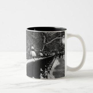 Cerca Nevado Taza De Café