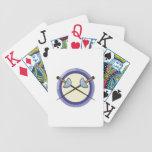 Cercado de 5 cartas de juego